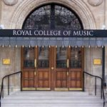 Lunchtime at RCM