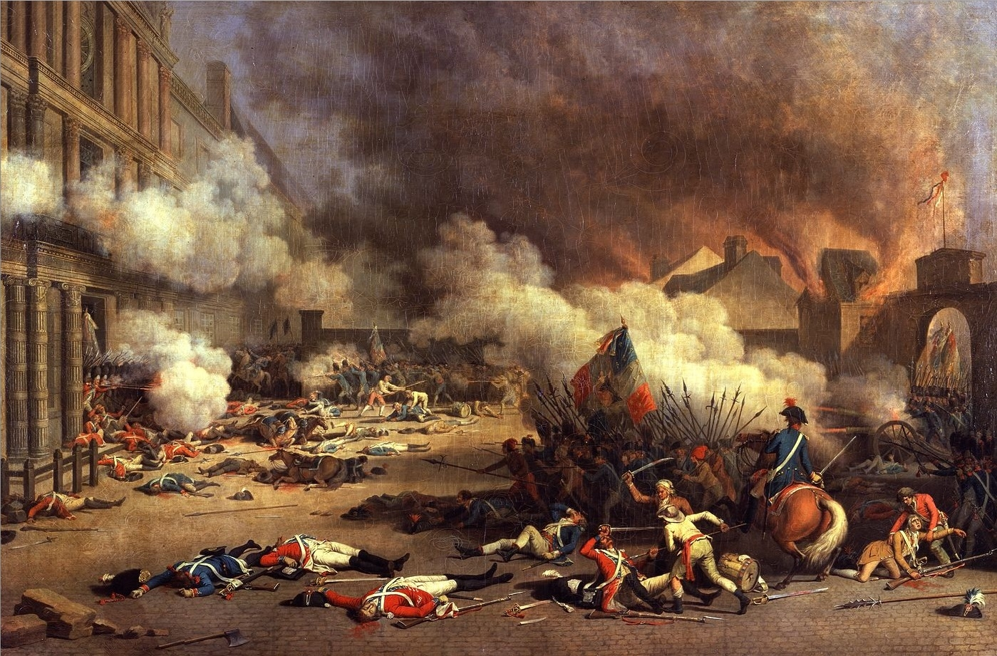 an analysis of the significance of the french revolution and the napoleonic wars to modernity The french revolution and napoleonic wars and the french revolution and their enduring effects worldwide on the and its continuing significance to other.