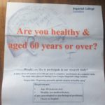 Healthy & Sixty?