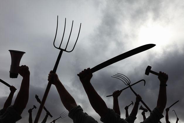 Image result for peasant revolt