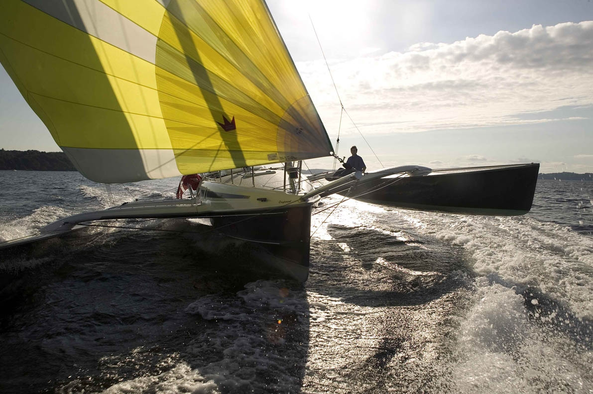 Sailing on the Solent - Blog Bellew