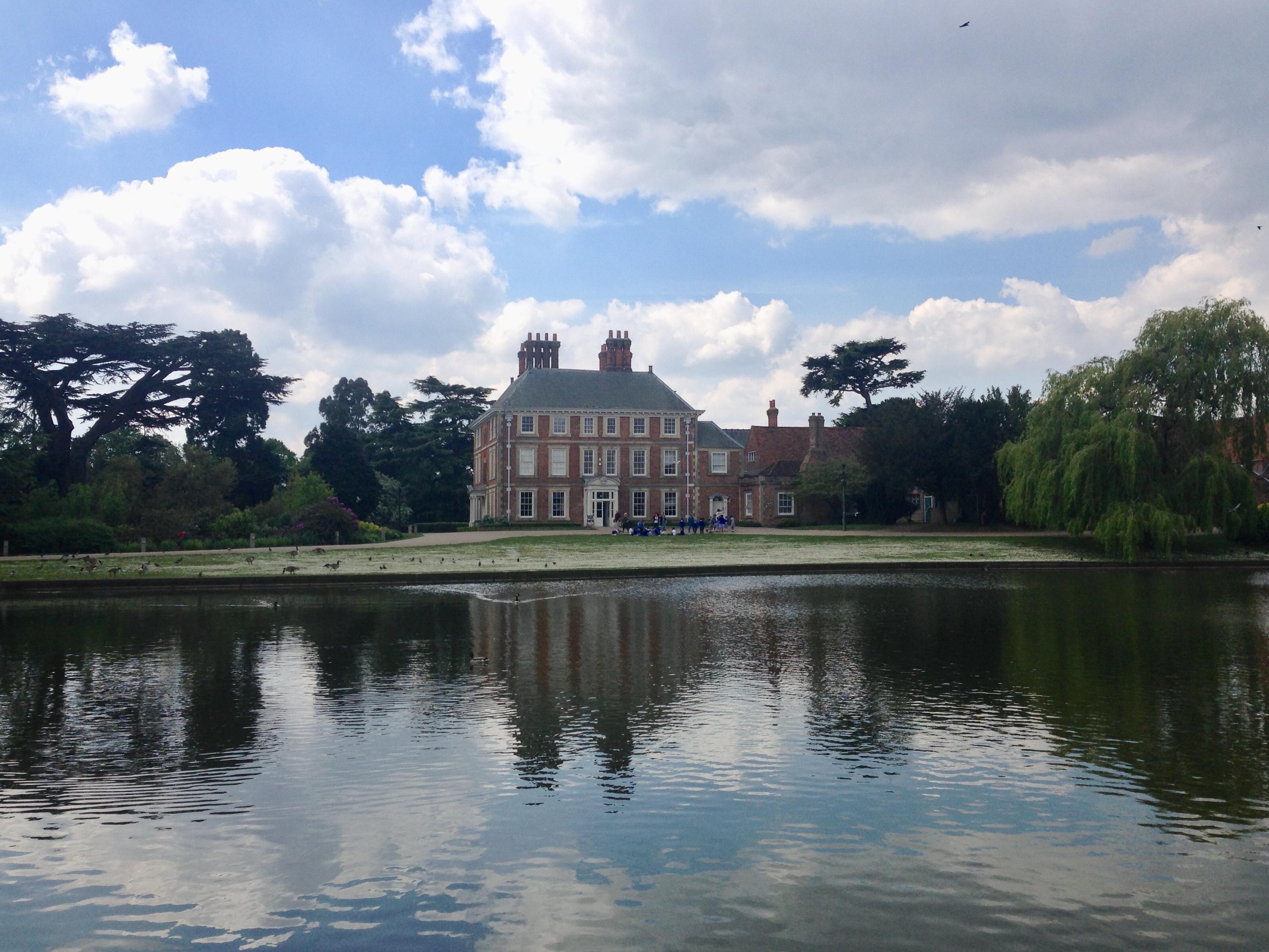 Elsyng Palace, Forty Hall, Myddelton House